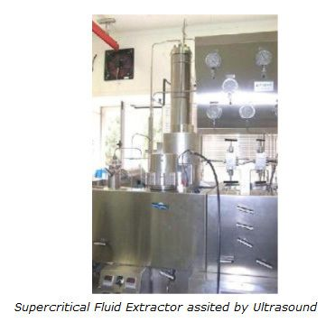 Supercritical Fluid Extraction Assisted by Power Ultrasound